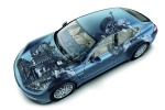 Picture of 2012 Porsche Panamera Turbo Technology