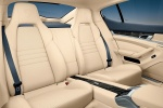 Picture of 2012 Porsche Panamera Turbo Rear Seats