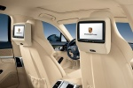 Picture of 2012 Porsche Panamera Turbo Headrest Screens