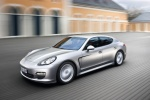 Picture of 2013 Porsche Panamera in GT Silver Metallic