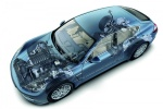 Picture of 2013 Porsche Panamera Turbo Technology