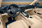 Picture of 2013 Porsche Panamera Turbo Cockpit