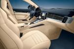 Picture of 2013 Porsche Panamera Turbo Front Seats