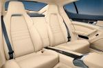 Picture of 2013 Porsche Panamera Turbo Rear Seats