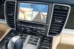 Picture of 2013 Porsche Panamera Turbo Center Screen