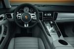 Picture of 2013 Porsche Panamera S Hybrid Cockpit