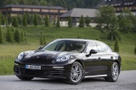 Picture of 2014 Porsche Panamera 4S in Basalt Black Metallic