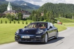 Picture of 2014 Porsche Panamera 4S in Dark Blue Metallic