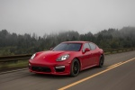 Picture of 2014 Porsche Panamera Turbo in Carmine Red
