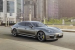 Picture of 2014 Porsche Panamera Turbo S Executive in Palladium Metallic