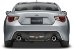 2015 Scion FR-S Coupe in Halo - Static Rear View