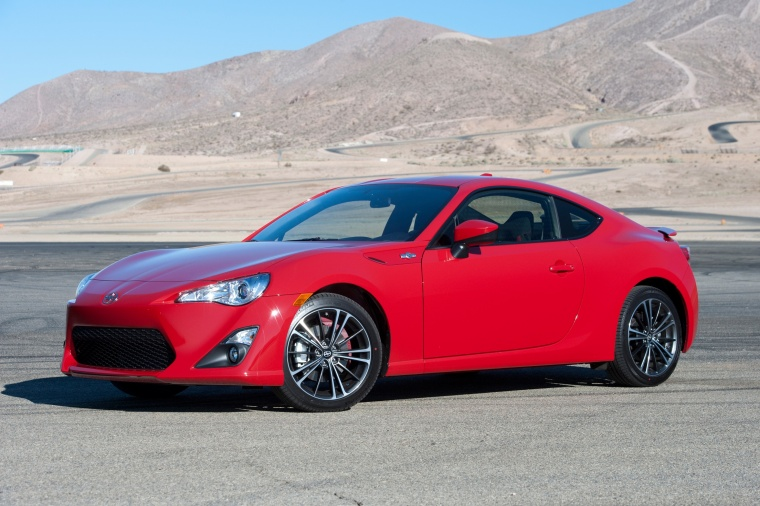 2016 Scion FR-S Coupe Picture