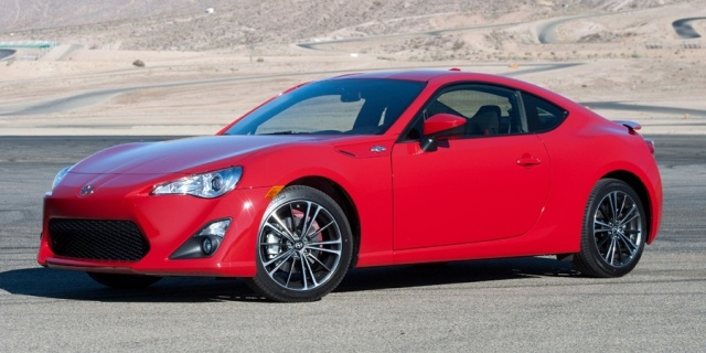 2016 Scion FR-S Pictures