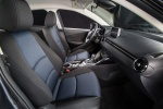 Picture of 2016 Scion iA Sedan Front Seats