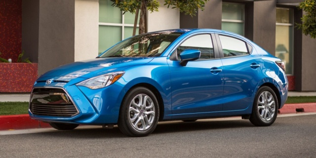 2016 Scion iA Pictures