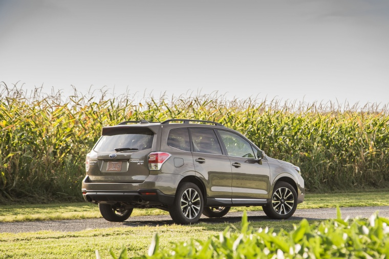 2018 Subaru Forester 2.0XT Touring Picture