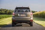 2018 Subaru Forester 2.0XT Touring in Sepia Bronze Metallic - Static Rear View