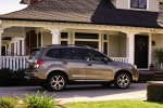 2018 Subaru Forester Touring in Sepia Bronze Metallic - Static Side View