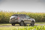 2018 Subaru Forester 2.0XT Touring in Sepia Bronze Metallic - Static Rear Right Three-quarter View