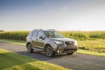 2018 Subaru Forester 2.0XT Touring in Sepia Bronze Metallic - Static Front Right View