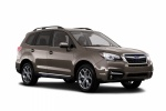 2018 Subaru Forester 2.5i Touring in Sepia Bronze Metallic - Static Front Right Three-quarter View