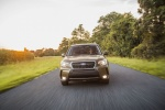 2018 Subaru Forester 2.0XT Touring in Sepia Bronze Metallic - Driving Frontal View
