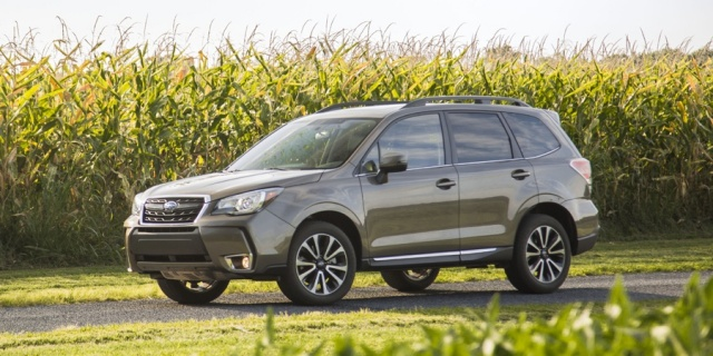 2018 Subaru Forester Pictures