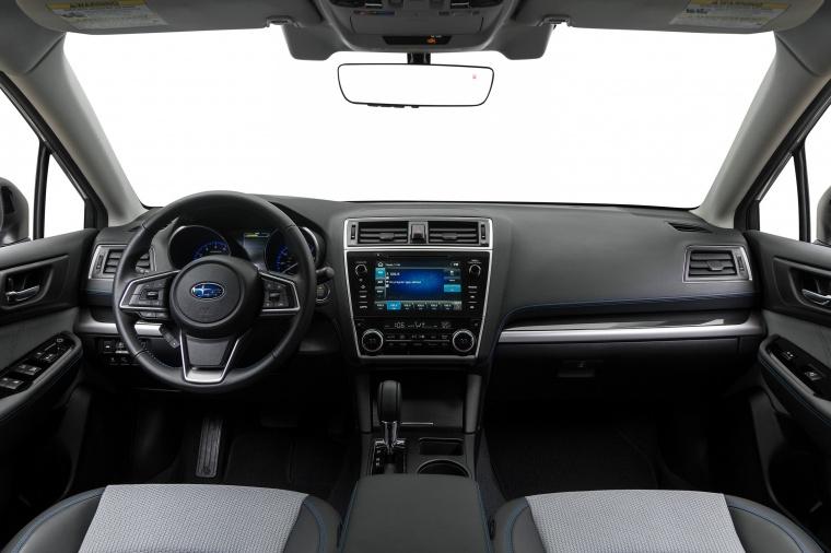 2018 Subaru Legacy 2.5i Cockpit Picture