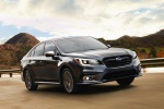 2018 Subaru Legacy 2.5i in Magnetite Gray Pearl - Driving Front Right View