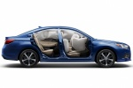 2018 Subaru Legacy 2.5i Safety Equipment