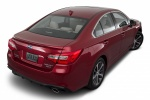 2018 Subaru Legacy 3.6R in Crimson Red - Static Rear Right View