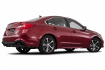 2018 Subaru Legacy 3.6R in Crimson Red - Static Rear Right Three-quarter View