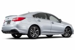 2018 Subaru Legacy 2.5i in Ice Silver Metallic - Static Rear Right Three-quarter View