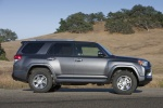 2011 Toyota 4Runner SR5 in Magnetic Gray Metallic - Static Side View