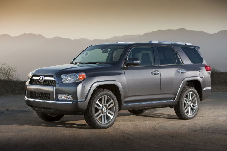 Beautiful 2012 Toyota 4Runner Limited Picture