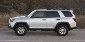 2012 Toyota 4Runner Reviews / Specs / Pictures / Prices