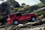 2013 Toyota 4Runner SR5 in Salsa Red Pearl - Static Right Side View