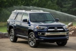 2015 Toyota 4Runner Limited in Nautical Blue Pearl - Static Front Right View
