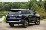 2016 Toyota 4Runner Limited in Nautical Blue Pearl - Static Rear Right View