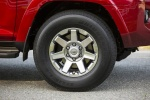 Picture of a 2016 Toyota 4Runner Trail's Rim
