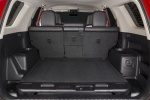 Picture of a 2016 Toyota 4Runner Trail's Trunk in Black
