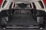 Picture of a 2017 Toyota 4Runner TRD Off Road's Trunk in Black