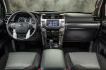 Picture of a 2017 Toyota 4Runner SR5's Cockpit in Black/Graphite