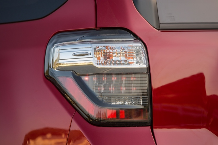 2018 Toyota 4Runner TRD Off Road Tail Light Picture