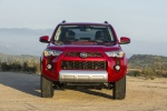 Picture of a 2020 Toyota 4Runner TRD Off Road in Barcelona Red Metallic from a frontal perspective