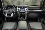 2020 Toyota 4Runner SR5 Cockpit in Black/Graphite