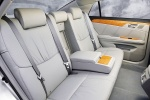 Picture of 2010 Toyota Avalon Limited Rear Seats