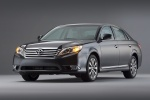 2011 Toyota Avalon in Magnetic Gray Metallic - Static Front Left View