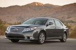 2011 Toyota Avalon in Magnetic Gray Metallic - Static Frobt Left View