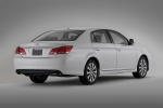 2011 Toyota Avalon in Blizzard Pearl - Static Rear Right Three-quarter View